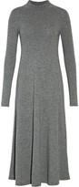 Autumn Cashmere Cashmere midi dress