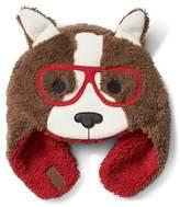 Smart puppy trapper hat