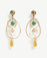 Ann Taylor Eclectic Statement Earrings