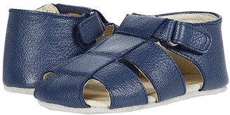 Robeez Mathew Mini Shoez (Infant/Toddler) (Navy) Boys Shoes