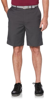Big & Tall Grand Slam DriFlow Expandable Waistband Golf Shorts