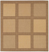 Couristan Summit Indoor/Outdoor Square Rug