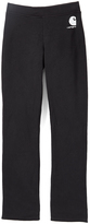 Carhartt Caviar Black Brushed Fleece Pants - Girls