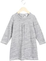 Petit Bateau Girls' Long Sleeve Shift Dress