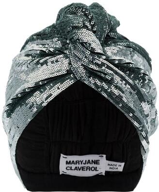MaryJane Claverol Adele sequin headband