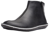 Camper Beetle Seamed Ankle Boots