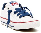 Converse Chuck Taylor Street Slip White Sneaker (Little Kid & Big Kid)