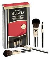 bareMinerals Mini Marvels 4pc Mini Brush Collection w/ Brush Case
