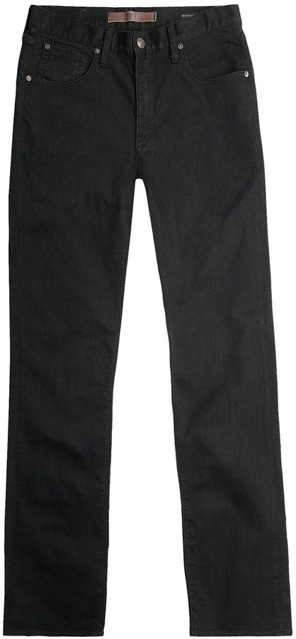 Waterman Agave Denim Black Jeans - Straight Cut, Relaxed (For Men)