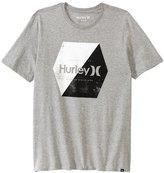 Hurley Men's Chevron Tee 8136334