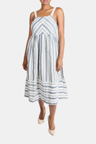Ciel Shoreside Striped Dress