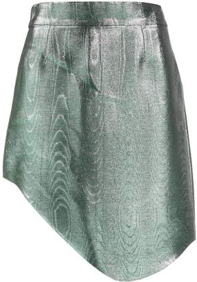 Each X Other asymmetric mini skirt