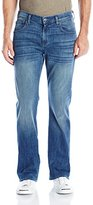 7 For All Mankind Men's Brett Bootcut Luxe Performance Jean in Angeleno Hills
