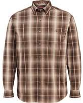 Wolverine Men's Elkhart Peached Twill Long Sleeve Shirt