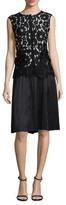 Marc Jacobs Sleeveless Lace Midi Dress