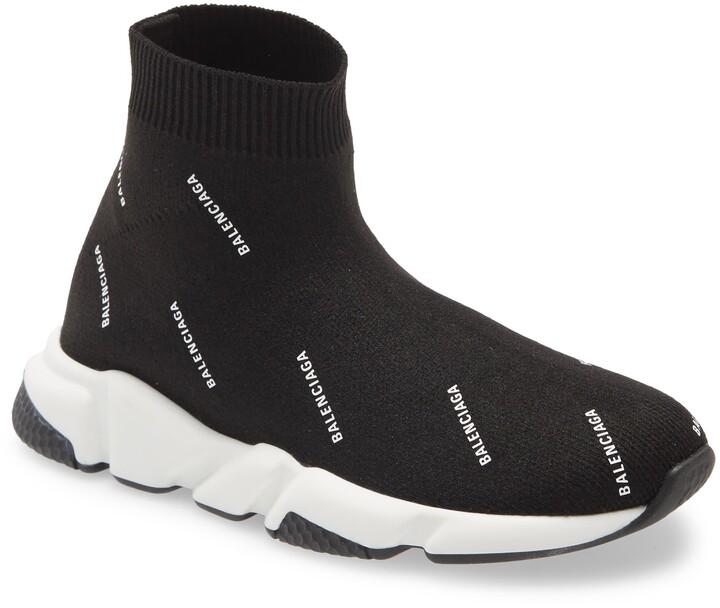 Balenciaga Black Girls' Shoes | Shop