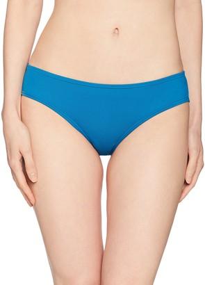 Vince Camuto Women's Shirred Smooth Bikini Bottom Swimsuit