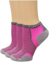 Thorlos Experia Malibu Collection 3-Pair Pack Crew Cut Socks Shoes