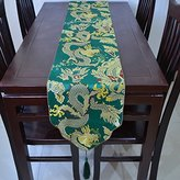 SAEJJ-Tale Runners Chinese classical high-grade emroidery, emroidered talecloth gift gift? The hotel tale's 33*200cm, Talecloth