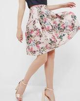 Ted Baker Blossom jacquard full skirt