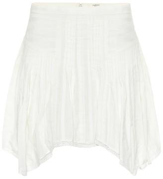 Etoile Isabel Marant Prandali cotton-voile miniskirt