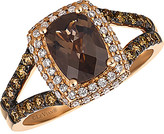 Thumbnail for your product : LeVian 14K Rose Gold 1.68 Ct. Tw. Diamond & Gemstone Ring