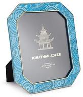 """Jonathan Adler Blue Malachite Frame - 8\"""" x 10\"""""""
