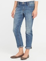Old Navy Eco-Friendly Boyfriend Straight Jeans for Women