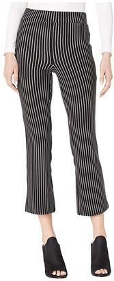 BCBGeneration Kick Flare Pull-On Pants - TQD2276526 (Black) Women's Casual Pants