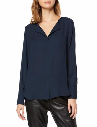 Selected Women's Slfstina-dynella Ls Shirt Noos Blouse