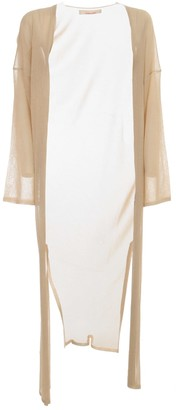 Liviana Conti Long Cardigan Lurex