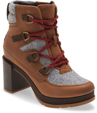 Sorel Blake Waterproof Lace-Up Boot