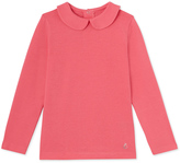 Petit Bateau Girls long-sleeved T-shirt