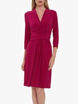 Thumbnail for your product : Gina Bacconi Dessa Tie Belt Dress