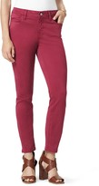 Tommy Hilfiger Sateen Garment Dyed Jean Legging
