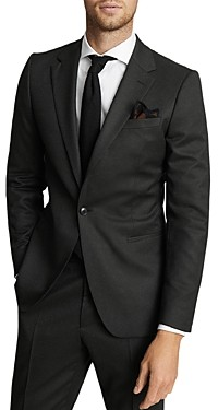 Reiss Valley Solid Slim Fit Suit Jacket