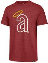 '47 Men's Los Angeles Angels Coop Triblend Match T-Shirt