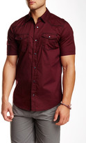 Burnside Printed Short Sleeve Regular Fit Shirt
