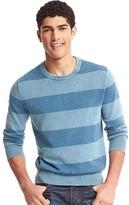 Gap Rugby stripe crewneck sweater