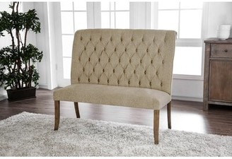 Gracie Oaks Makaila Upholstered Bench