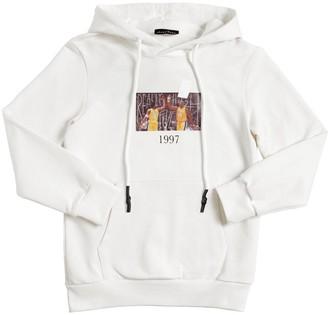Throwback Michael Jordan Cotton Sweatshirt Hoodie