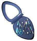 Princess Care ?VIP TR 6pc Heart Manicure Pedicure Set Kit by Princess Care