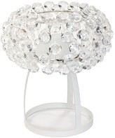 clear Plutus Brands Plutus Table Lamp in Color