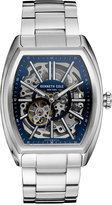 Kenneth Cole New York Men's Automatic Stainless Steel Bracelet Watch 40mmx53mm 10030812