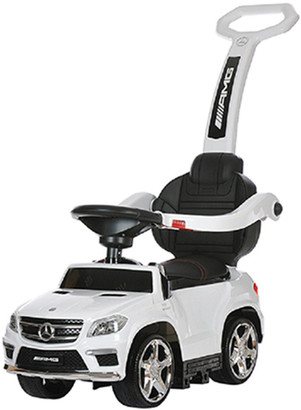Best Ride on Cars 4-In-1 Mercedes Pc