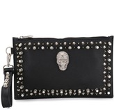 Philipp Plein Studs shoulder bag