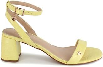 Nanette By Nanette Lepore Nanette Nanette Lepore Adjustable Leather Sandals - Clarissa