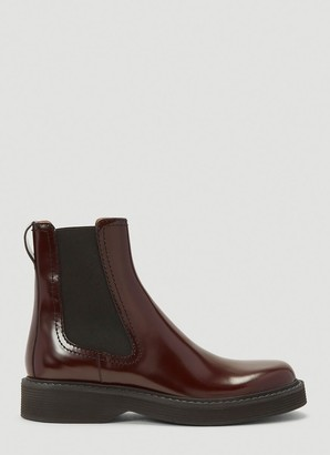 Marni Slip On Chelsea Boots