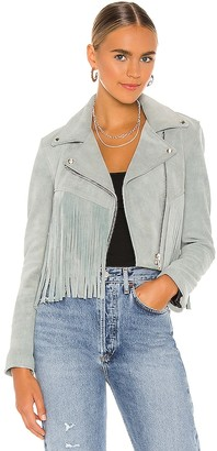Understated Leather Fearless Jacket