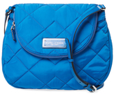 Marc Jacobs Quilted Nylon Messenger Crossbody